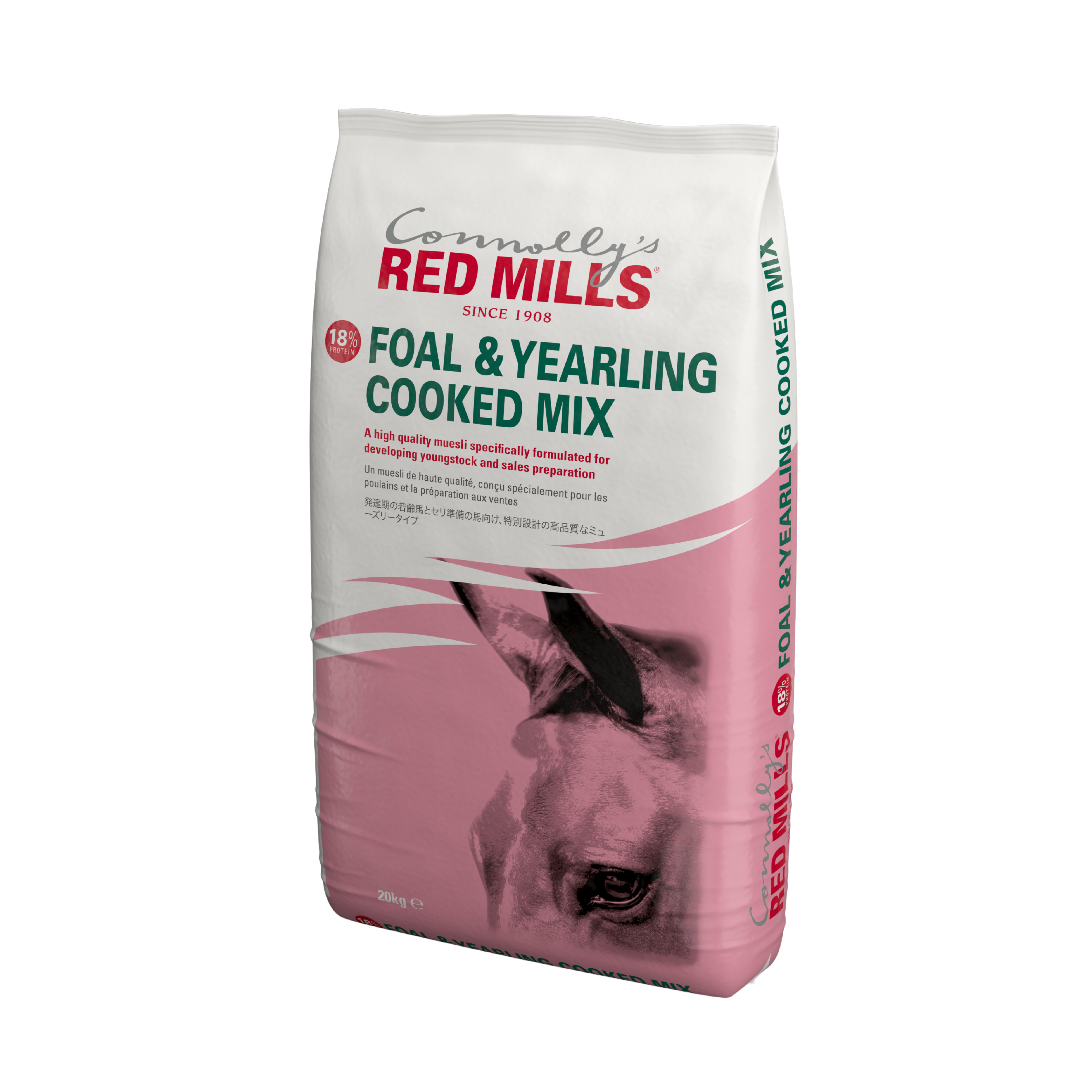 RED MILLS 18% Foal and Yearling Cooked Mix